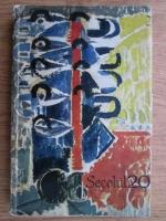 Anticariat: Revista Secolul 20. Nr. 3, 1965