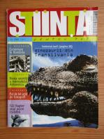 Anticariat: Revista Stiinta pentru toti, nr. 1, ianuarie 2003