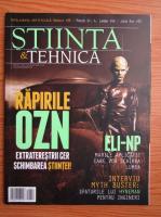 Anticariat: Revista Stiinta si Tehnica, anul LXV, nr. 58, iulie-august 2016
