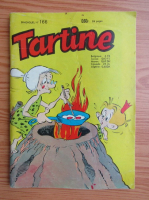 Anticariat: Revista Tartine, nr. 166, 1965