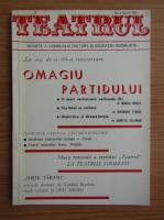 Revista Teatrul, nr. 4, aprilie, 1981