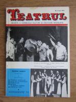 Revista Teatrul, nr. 5, mai 1974