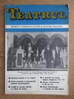 Revista Teatrul, nr. 8, august 1977