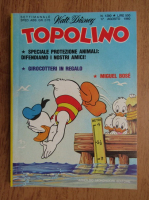 Revista Topolino, nr. 1290
