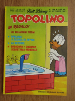 Anticariat: Revista Topolino, nr. 1295