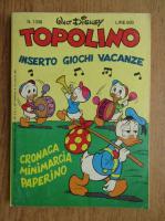 Revista Topolino, nr. 1338