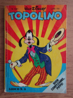 Anticariat: Revista Topolino, nr. 1381