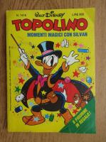 Revista Topolino, nr. 1416