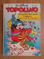 Revista Topolino, nr. 1479