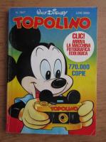 Anticariat: Revista Topolino, nr. 1807