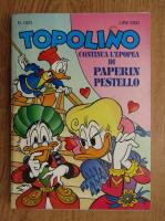 Revista Topolino, nr. 1923