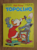 Revista Topolino, nr. 695