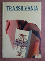 Revista Transilvania, nr. 10, 2012