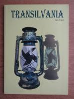Revista Transilvania, nr. 7, 2013