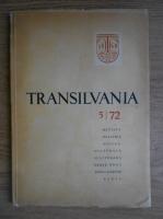 Anticariat: Revista Transilvania, numarul 5, 1972