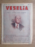 Anticariat: Revista Veselia, nr. 21, 30 mai 1942