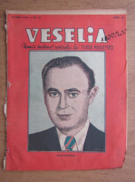 Anticariat: Revista Veselia, nr. 25, 10 iulie 1942