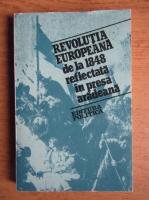 Revolutia europeana de la 1848 reflectata in presa aradeana