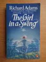 Richard Adams - The girl in a swing