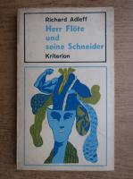 Anticariat: Richard Adleff - Herr Flote und seine Schneider
