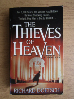 Anticariat: Richard Doetsch - The thieves of heaven