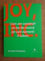 Richard Sheridan - Cum am construit un loc de munca pe care oamenii il iubesc