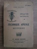 Robert Beldame - Technique apicole moderne