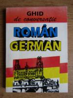 Robert Graef - Ghid de conversatie roman-german
