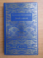 Anticariat: Robert Louis Stevenson - Insula comorii