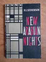 Anticariat: Robert Louis Stevenson - New Arabian nights