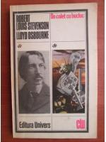 Robert Louis Stevenson - Un colet cu bucluc