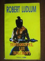 Anticariat: Robert Ludlum - Testamentul lui Holcroft