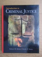Robert M. Bohm - Introduction to criminal justice