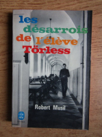 Anticariat: Robert Musil - Les desarrois de l'eleve Torless