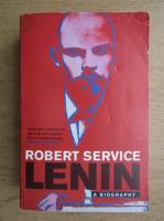 Anticariat: Robert Service - Lenin. A biography