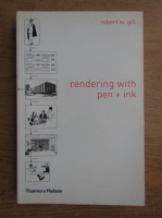 Robert W. Gill - Rendering with pen and ink