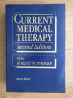 Robert W. Schrier - Current medical therapy, second edition