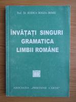 Rodica Bogza Irimie - Invatati singuri gramatica limbii romane
