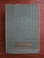 Rodica Chiriacescu - Dictionar diplomatic