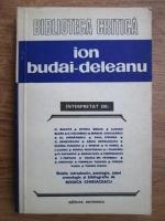 Anticariat: Rodica Chiriacescu - Ion Budai-Deleanu