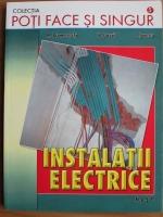 Rodica Dromereschi, Victor Gavril, Luigi Ionescu - Instalatii electrice