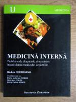 Anticariat: Rodica Petrovanu - Medicina interna. Probleme de diagnostic si tratament in activitateta medicului de familie