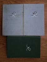 comperta: Romain Rolland - Inima vrajita (3 volume, coperti cartonate)