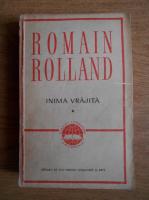 Anticariat: Romain Rolland - Inima vrajita (volumul 1)