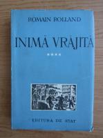 Anticariat: Romain Rolland - Inima vrajita (volumul 4)