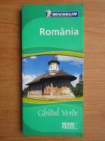 Romania. Ghidul verde