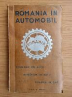 Anticariat: Romania in automobil (1938)