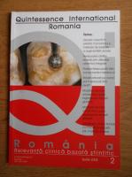 Romania. Relevanta clinica bazata stiintific (aprilie 2008, nr. 2)