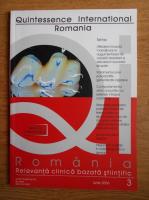 Romania. Relevanta clinica bazata stiintific (iunie 2006, nr. 3)