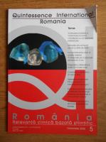 Romania. Relevanta clinica bazata stiintific (octombrie 2008, nr. 5)